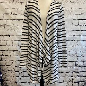 Volcom Striped Cardigan